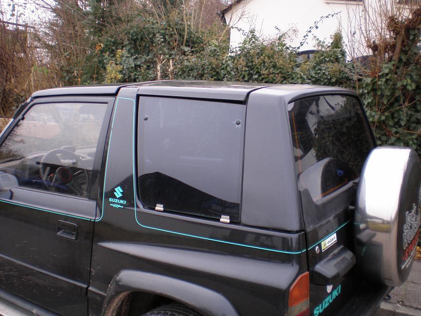 Hard Top Suzuki Vitara De Vanzare